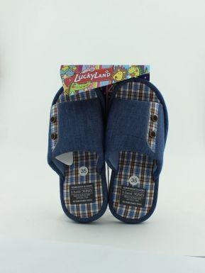 2928 K-LMO-S Обувь домашняя детская ( пантолеты )