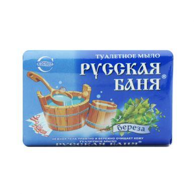Свобода туалетное мыло Русская баня, береза, 100 г