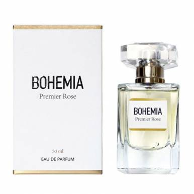 Parfums Constantine Bohemia Premier Rose парф. вода жен. 50 мл