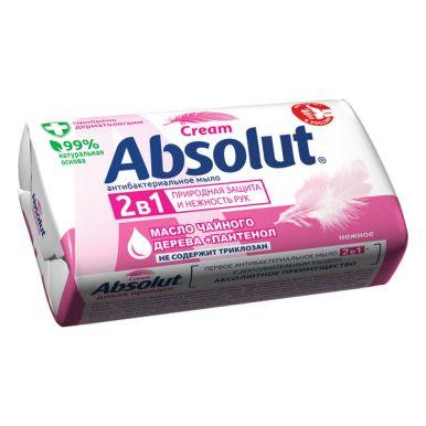 ВЕСНА туалетное мыло Абсолют 90г CLASSIC Нежное