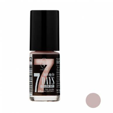 "TF Лак для ногтей COLOR GEL, тон 203 ""Pink pears/Розовый жемчуг"", 8мл"