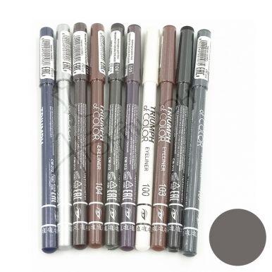 "TF Карандаш для глаз TRIUMPH of COLOR/eyeliner, тон 105 ""brown/коричневый"""