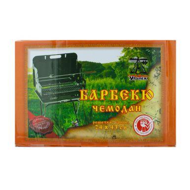 Барбекю-гриль чемодан , (BBQ-2443) / 1
