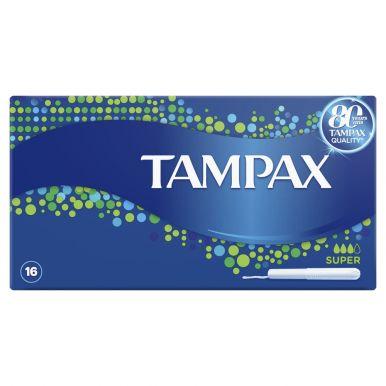 Tampax тампоны Super, 16 шт
