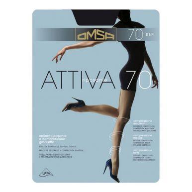 Omsa колготки Attiva 70 р.3 цвет DAINO