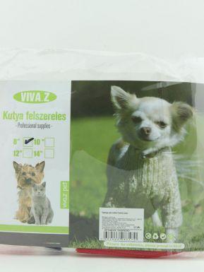 Одежда для собак свитер 34х16см микс арт.SASP8247