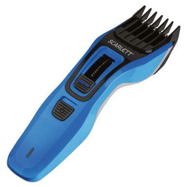 Машинка 2 в 1, для стрижки волос и бороды SCARLETT, SC-HC63C60