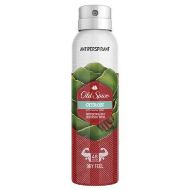 OLD SPICE дезодорант-спрей 125мл CITRON