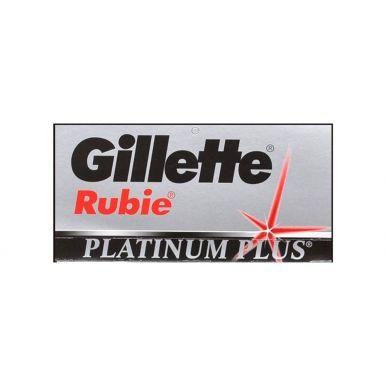 GILLETTE лезвия PLATINUM PLUS 5шт (505/474/160)
