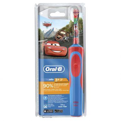 ORAL_B Электрическая зубная щетка детская D12.513K (тип 3709) CARS __