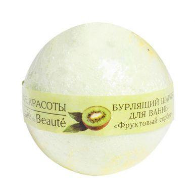 КК86171 Шар д/ванны бурлящий ФРУКТОВЫЙ СОРБЕТ 100гр