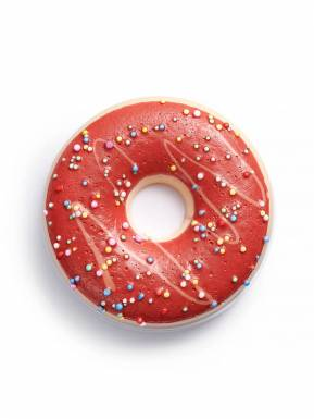 I Heart Revolution ПАЛЕТКА ТЕНЕЙ ДЛЯ ВЕК DONUTS Strawberry Sprinkles