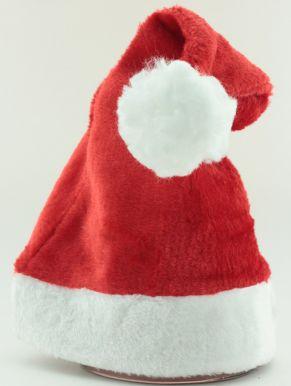 Колпак новогодний (красный) HH-12