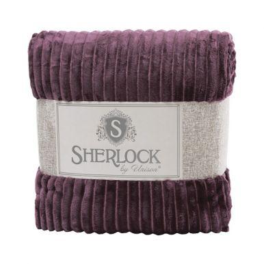 "Плед велсофт ""Sherlock"" 150х200"