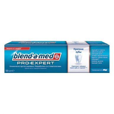 BLEND_A_MED з/паста ProEXPERT Крепкие зубы Тонизирующая мята 100мл