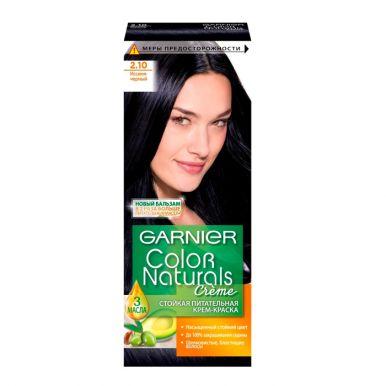 GARNIER COLOR NATURALS крем-краска №2.10 иссиня-черный