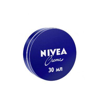 Nivea крем для ухода за кожей, 30 мл (синий)
