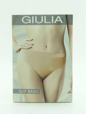 GIULIA Трусы женские SLIP BASIC (nero, S/M)