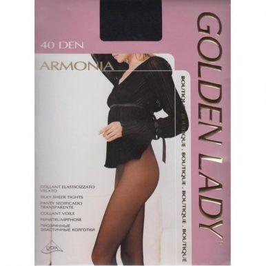 Golden Lady колготки ARMONIA 40 р.4 цвет NERO