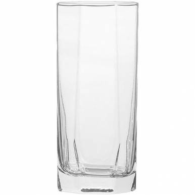 42858 HISAR Набор стаканов 6шт д/воды 225мл PSB