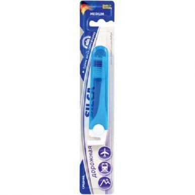 Silca Med зубная щетка дорожная, 193PL