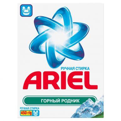 ARIEL стир. порошок 450г Горный родник 919/644