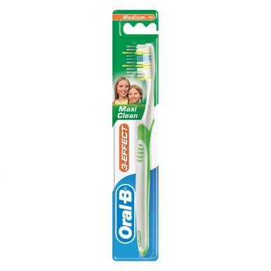 ORAL-B з/щ 40 3-эффект Maxi Clean средняя (586/362/768)
