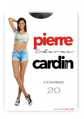 Pierre Cardin колготки CHARME 20 den, размер: 3, цвет: NERO