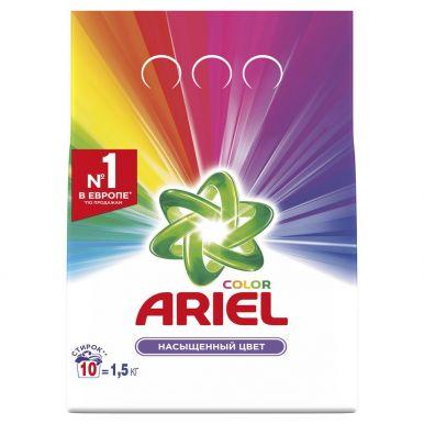 ARIEL стир. порошок AUTOMAT 1500г Color & Style 032/679