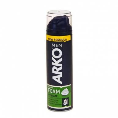 ARKO пена для бритья 200мл HYDRATE/а17800