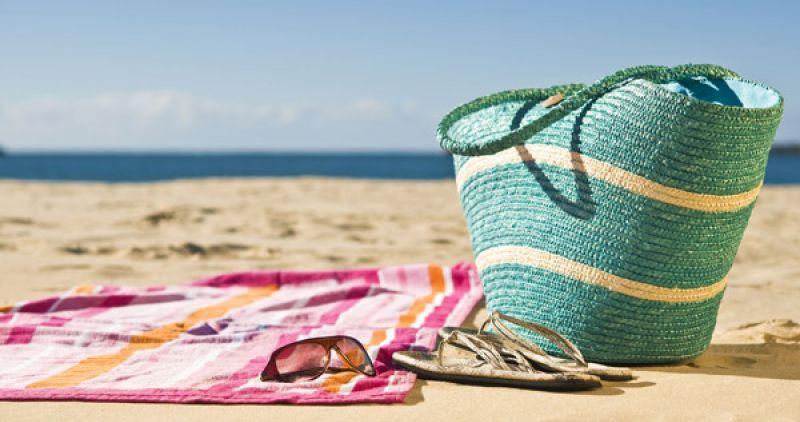 Сумки пляжные в путешествие